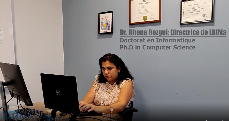 Dr. Jihene Rezgui Lab Head